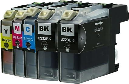 Cartuchos de tinta para Brother MFC-J5720DW MFC-J480DW MFC-J680DW ...