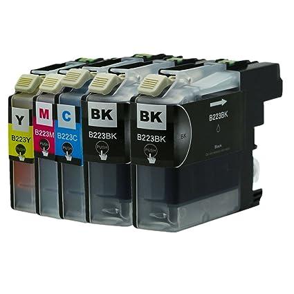 Cartuchos de tinta para Brother MFC-J5720DW MFC-J480DW MFC ...