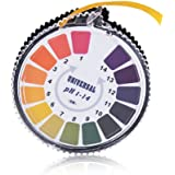 Stanaway Universal pH test strips Roll, Full Range 1-14 Test paper Strip - 5m Roll