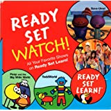 Ready Set Learn TLC Discovery Kids DVD