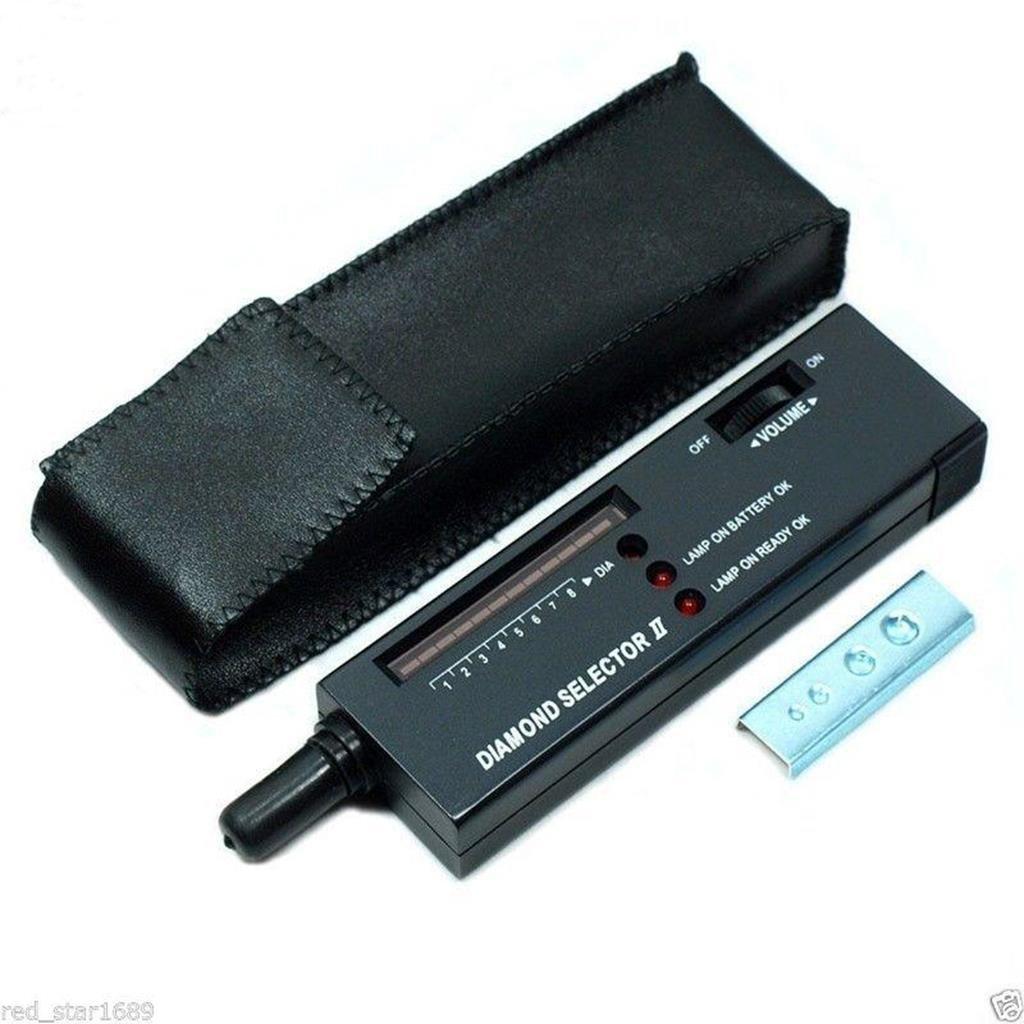 Bao Sheng@ Portable Diamond Gem Tester Selector V2 with Case Gemstone Platform Jeweler Tool (DS-II) 4336835922
