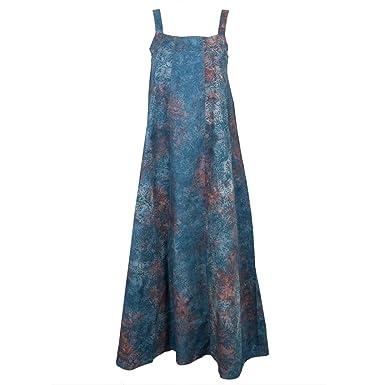 Amazon Com Hand Printed Bali Batik Dress Clothing