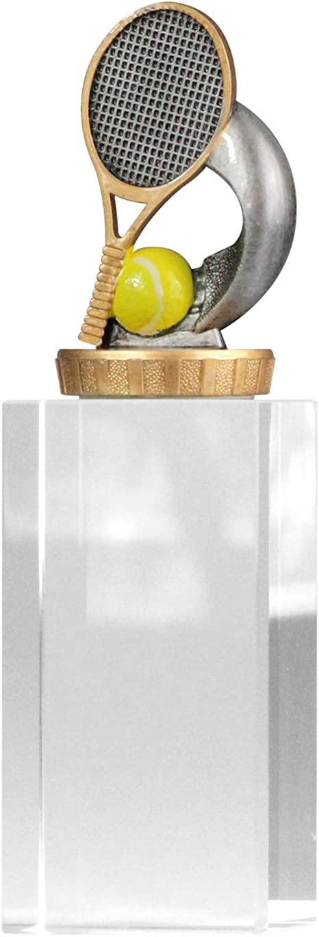 Pokal Tennis Serie AUXON Troph/äe 3 Gr/ö/ßen mit Gravur