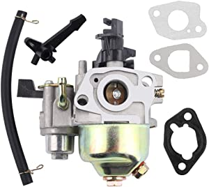 BQBS GX120 Carburetor for Honda GX160 GX110 GX140 GX200 5.5HP 4HP 6.5HP Engine WDP20X WDP20XT WDP30X WDP30XT WDP30XK1 WDP30XK2 Water Pump 16100-ZH7-W51 16100-ZE0-817 16100-ZE1-814