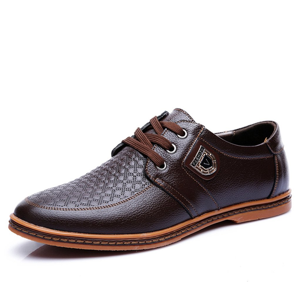 Feidaeu Zapatos Hombre 38 EU|marrón Zapatos de moda en línea Obtenga el mejor descuento de venta caliente-Descuento más grande