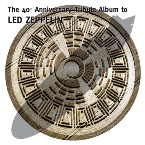 40th Anniversary Tribute Album to Led Zeppelin [Vinyl] by Vinyl Lovers