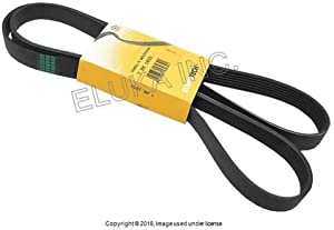 BMW OEM Belt - Alternator A/C Ac Air Condition Power Steering 7K X 1855 135i M Coupé 135i 335i 335xi 335i 335xi 335i 335xi 335is 335i 335is