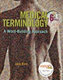Medical Terminology : A Word-Building Approach and VangoNotes Coupon Package, Rice, Jane, 0135005698
