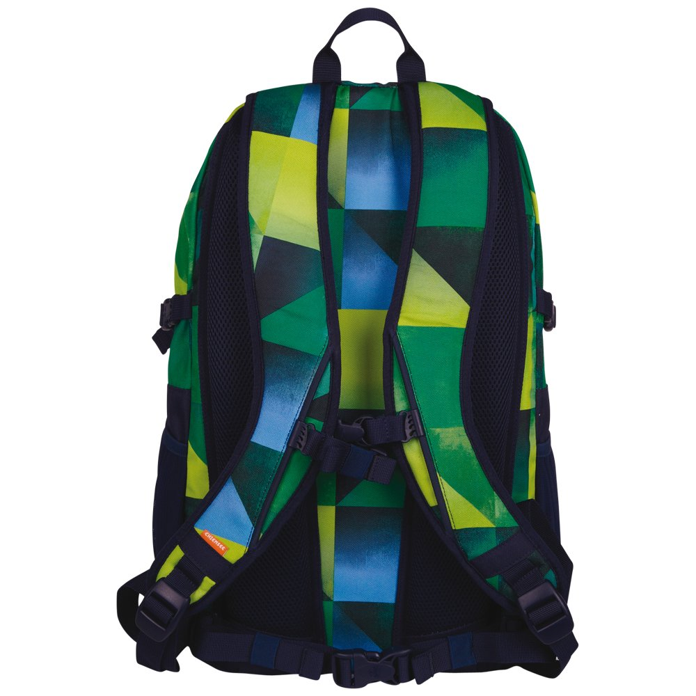 506ab7a0f4c7a Chiemsee Casual Daypack Hyper 32 liters Green (SQUARE BLAZING) 5060020   Amazon.co.uk  Sports   Outdoors