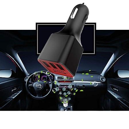 Fantiff - Purificador de Aire para Coche con USB, Multifuncional ...