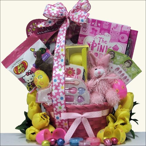 Amazon egg streme glamour easter gift basket for girls ages amazon egg streme glamour easter gift basket for girls ages 6 to 9 years old gourmet chocolate gifts grocery gourmet food negle Images