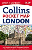 Collins Pocket Map London