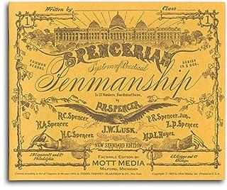 Spencerian Penmanship (Copybook #1) (0880620838) | Amazon price tracker / tracking, Amazon price history charts, Amazon price watches, Amazon price drop alerts