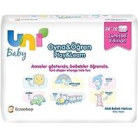 Uni Baby Oyna Öğren Islak Mendil 24'lü - 1248 Yaprak