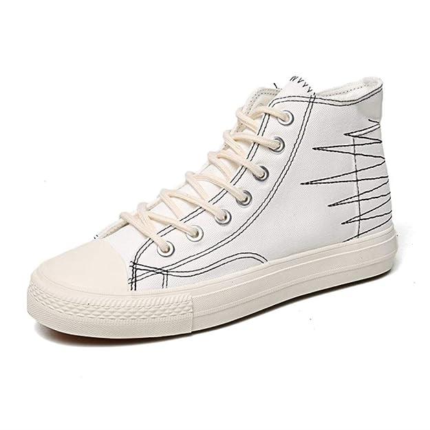 Zapatillas de Deporte para Hombre Zapatos para Caminar Atar ...