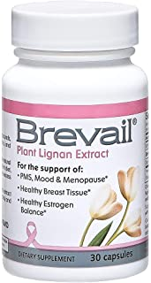 product image for Barlean's Organic Oils - Brevail Plant Lignan Extract, 30 capsules