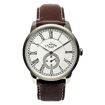 f85da421b Camden Watch Company CWC-29-11E Mens No 29 Brown Leather Strap Watch ...