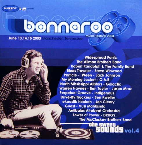 Johnson Brothers Sweet (Bonnaroo Music Festival 2003- The Sweet Sounds Vol. 4)