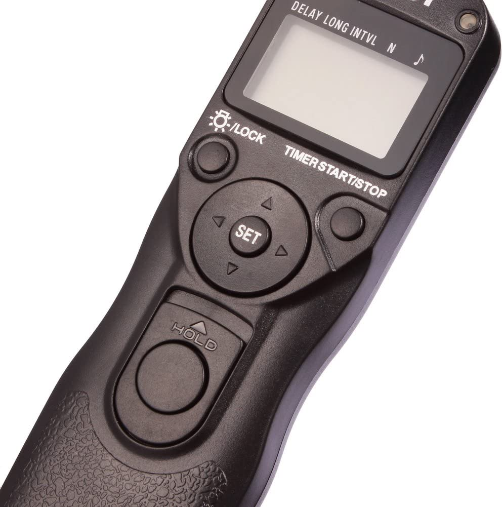 RM-S1AM Timer Remote Shutter Release for Sony RM-S1AM Commander Alpha A100 A200 A300 A350 A500 A550 A700 A850 A900