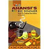 Our World 3 - Reader 6: Anansi's Big Dinner: Based on a Folktale from Ghana