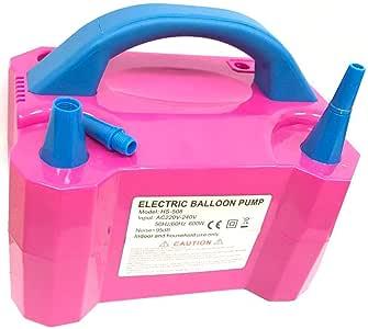 Electric Balloon Air Pump   600W AC Australian Wall Plug