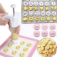 DIY Cookie Tool Biscuit Cookie Extruder Presser Machine Biscuit Maker Cake Making Decorating Gun Kitchen Baking Tools