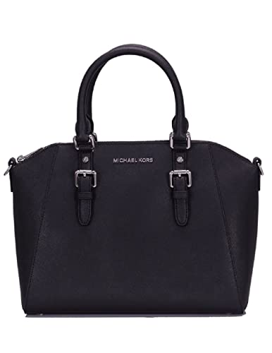 a3341ea69206 Amazon.com  MICHAEL KORS LEATHER CIARA MEDIUM MESSENGER BAG  Shoes