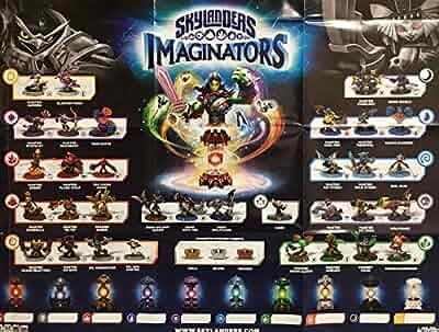 Amazon Com Skylanders Dark Edition Imaginators Character