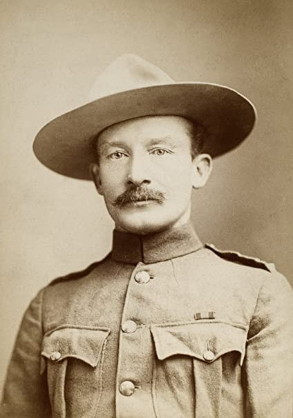 Amazoncom Robert Baden Powell N1857 1941 1st Baron Of