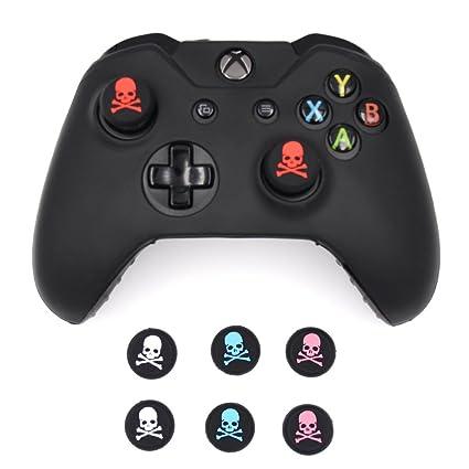 eSeeking - Carcasa de silicona para mando de Microsoft Xbox ...