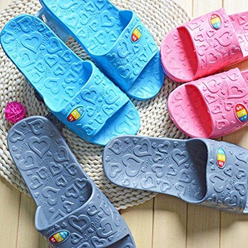 Jiyaru Watermelon Slipper Floor Anti Slip Red Bath Summer Slippers Sandal Women rFUqwPrx
