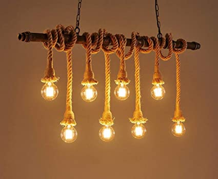 Kfdq lampadario decorativo bar ristorante ktv camera da letto