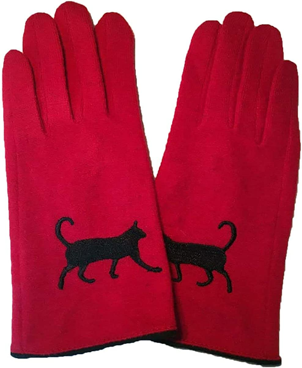 Wool Cat Gloves