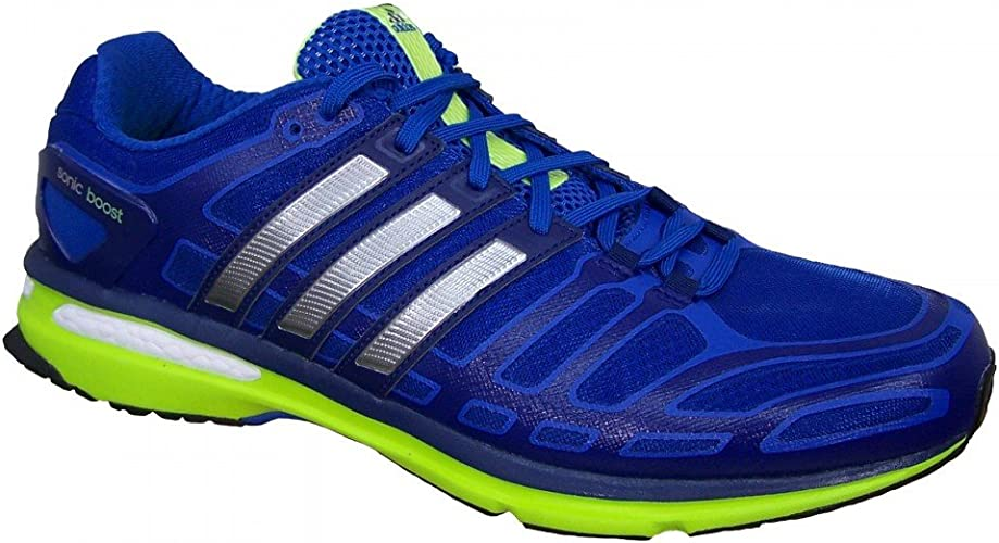 adidas sport Sonic Boost Bleue Bleu
