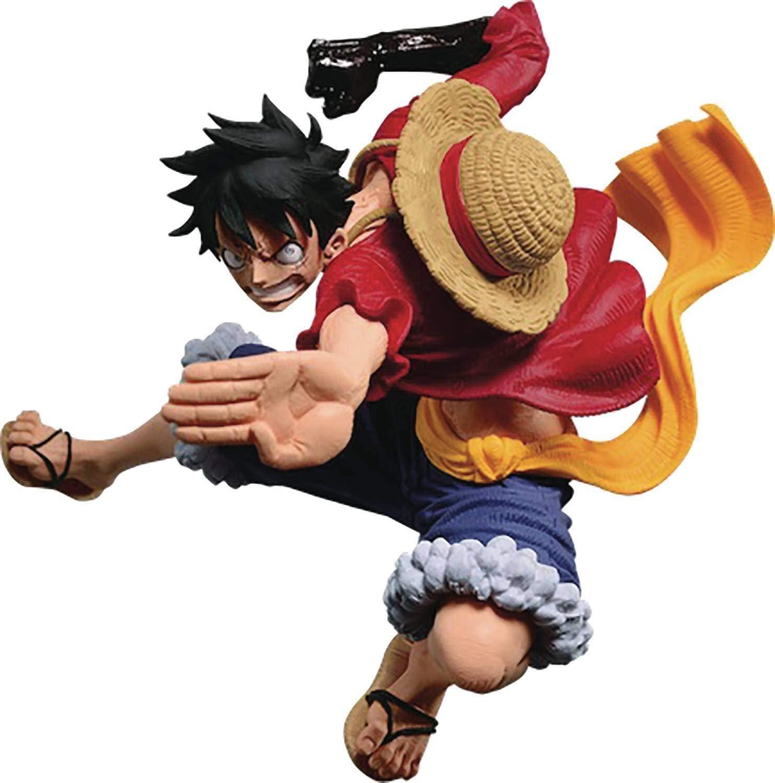 One Piece World Figure Colosseum Vi Vol 3 Banpresto-BP16559 Accion Bandai BP16559 Luffy