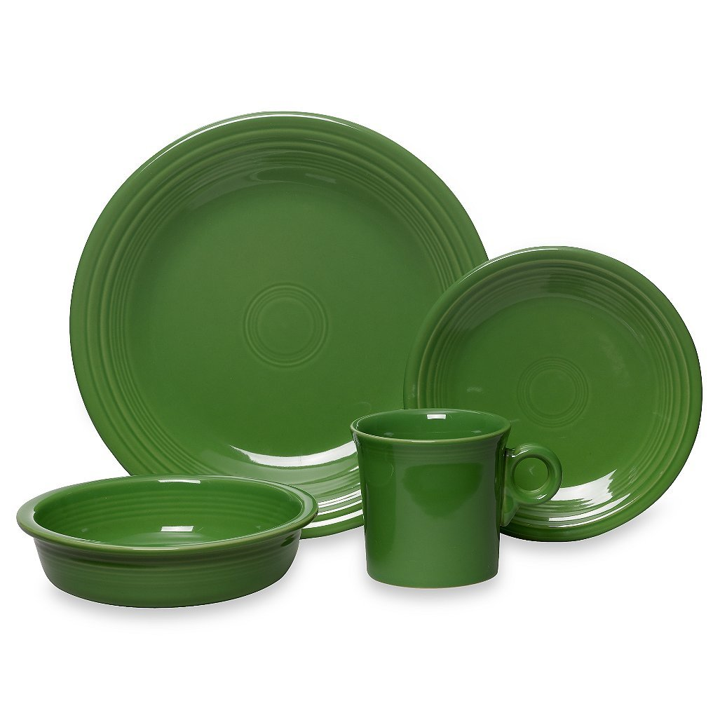 Amazon.com | Fiesta 16-Piece Service for 4 Dinnerware Set Scarlet Dinnerware Sets  sc 1 st  Amazon.com & Amazon.com | Fiesta 16-Piece Service for 4 Dinnerware Set Scarlet ...