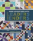 img - for Kansas City Star More Adventures with Leaders and Enders: Make Even More Quilts in Less Time book / textbook / text book