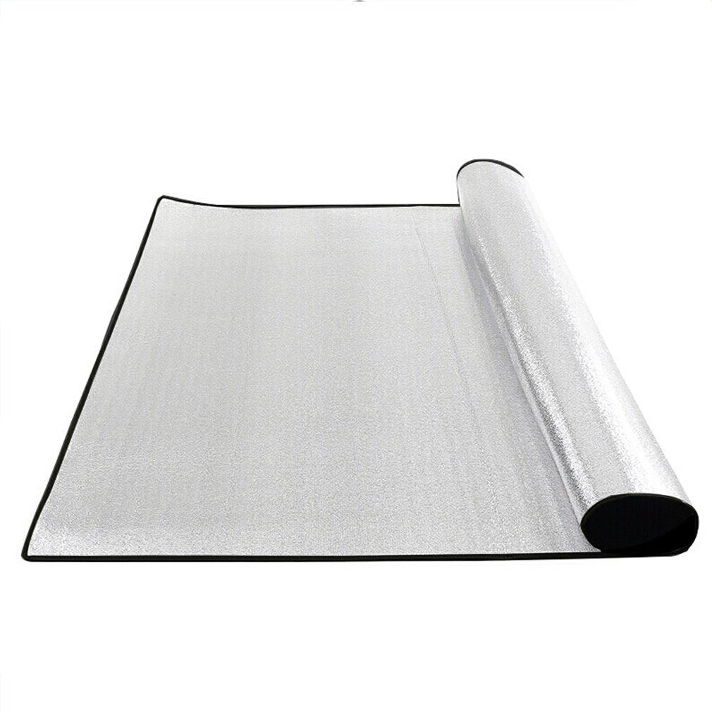 Manta de Picnic Mantas Impermeables de la Tienda de Humedad Libre Alfombra de Picnic al Aire Libre Humedad Mantas de Arrastre de Aluminio Doble Cara 200cm  200cm 65150d