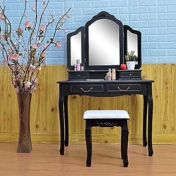 Amazon Com Alek Shop Vanities Dressing Table Luxurious