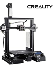 3D Printer Official Creality Ender 3 Pro with Upgrade Megnetic Hotbed Sticker and UL Certified Power Supply