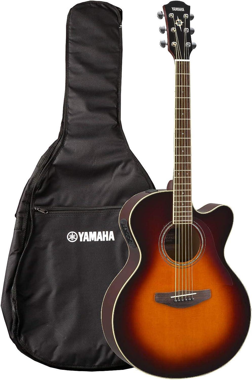 Yamaha CPX600OVS - Guitarra electroacústica