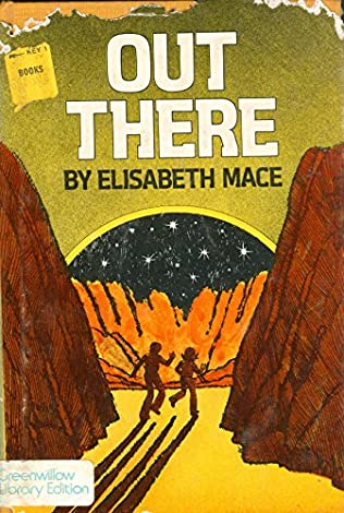 book cover of Out There