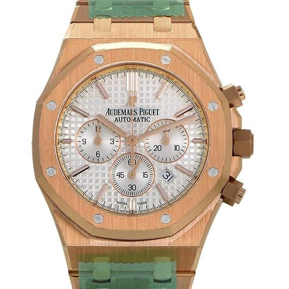 OO.1220OR.02 - Reloj automático, diseño de Roble Real: Audemars Piguet: Amazon.es: Relojes