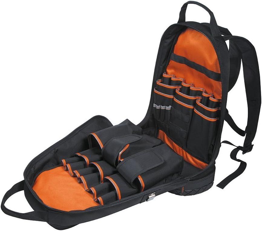 Klein Tools 55421BP-14 Tool Bag Backpack, Heavy Duty