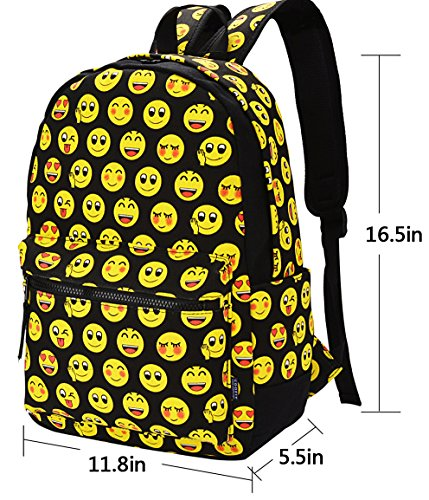 COOFIT School Backpack for Girls Canvas Backpack Laptop Backpacks for Teens by COOFIT (Image #1)