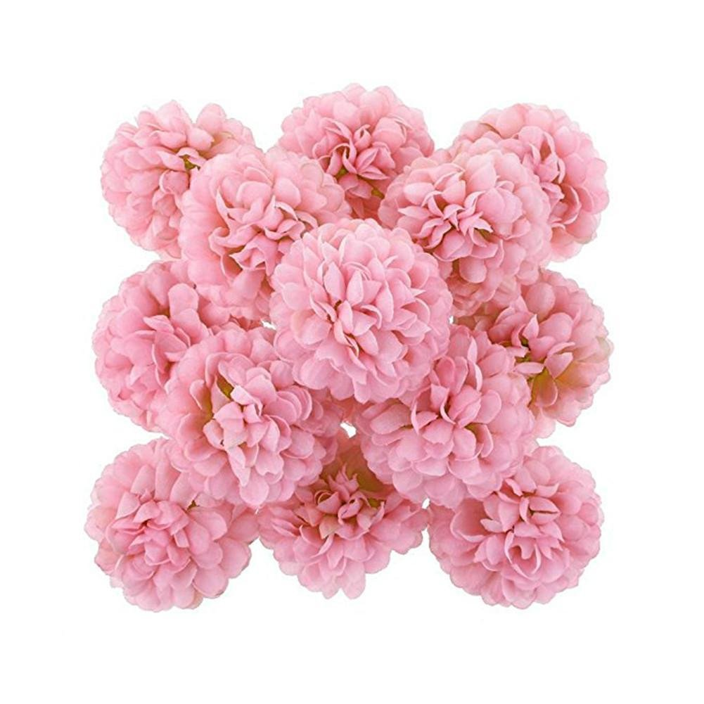 taloyer 30 pcs人工デイジーBouquets Tinyシミュレーション花リビングルーム子供用女の子寝室ホームデコレーション B07CWQ69LZ #3