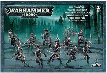 Warhammer 40,000 Dark Eldar Wyches: Amazon.es: Juguetes y juegos
