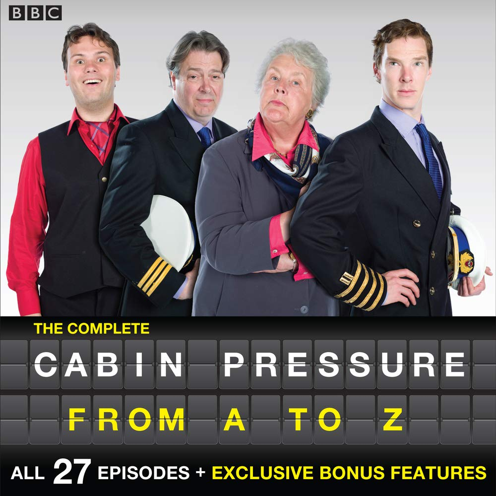 Cabin Pressure: A-Z: The BBC Radio 4 Airline Sitcom by BBC Physical Audio