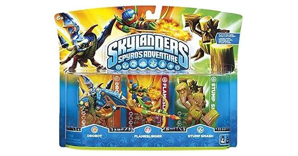 Skylanders Triple Pack A: Amazon.es: Videojuegos