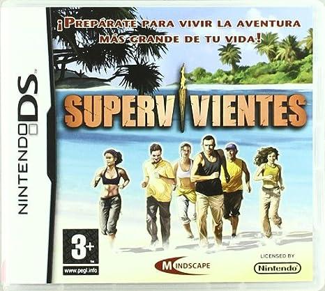 Supervivientes: Perdidos en Honduras: nintendo 3ds: Amazon ...